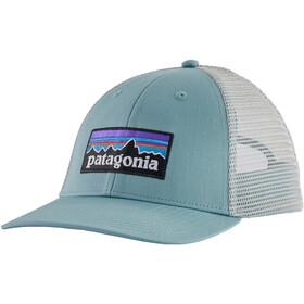 Patagonia P-6 Logo LoPro Gorra de Camionero, big sky blue